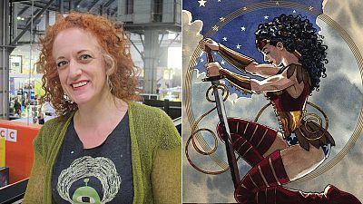 Jill Thompson y su versión de Wondere Woman