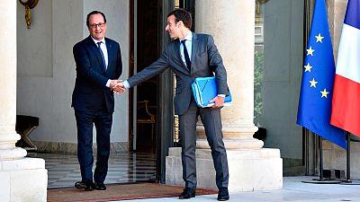 François Hollande pide a los franceses que voten a Macron para frenar a Le Pen