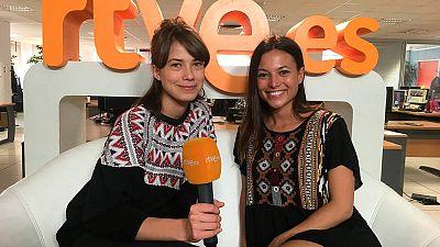 Videoencuentro con Andrea del Río y Elisa Mouliaá