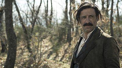 Nacho Fresneda interpreta a Alonso de Entrerríos en 'El Ministerio del Tiempo'