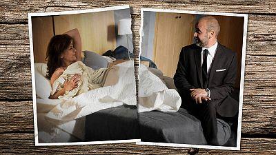 María y Osorio, una historia de amor truncada por la tragedia