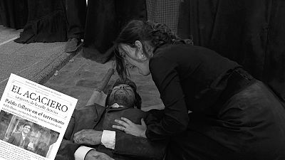 'El Acaciero' se hace eco de la muerte de Pablo