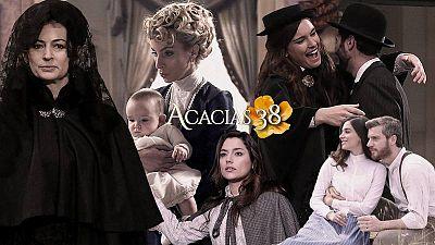 ¡Celebra los 600 capítulos de 'Acacias 38' descubriendo si eres un auténtico acaciero!