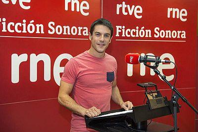 Alejo Sauras graba 'Bienvenido a la Pasarela', una nueva ficción de RTVE.es