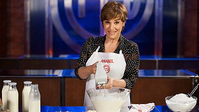 Anabel Alonso en MasterChef Celebrity 2