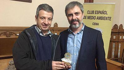 Medalla de Honor Club Español del Medio Ambiente