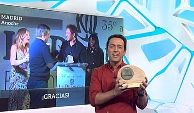 Premio solidario La Pesquera ¿Tierra y mar¿ 2015