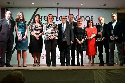 """Premio """"Vinos Ojos del Guadiana"""" de Comunicación Agraria 2015"""