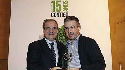 """Premio SIGRE de Periodismo """"Por la salud de la naturaleza"""" 2016"""