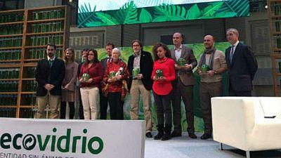 Premio periodístico Televisión Ecovidrio 2016