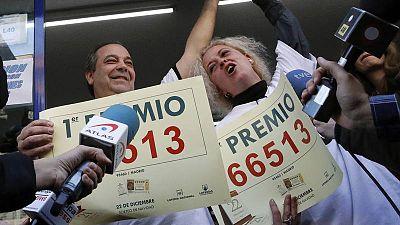 Administración de Madrid donde se vendió íntegramente el 'Gordo' de 2016