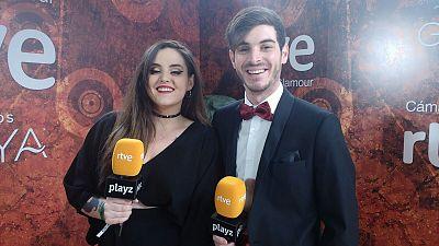 Andrea y Antón