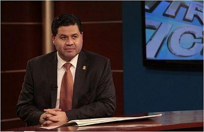 Gabriel Torres, director del Sistema Universitario de Radio, Televisión y Cinematografía de la Universidad de Guadalajara (Canal 44 y Radio UDG)