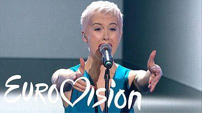 SuRie, representante de Reino Unido Eurovisión 2018 con la canción 'Storm'