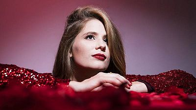 "Eurovisión 2018 - Letonia: Laura Rizzotto - ""Funny girl"" - rtve.es"