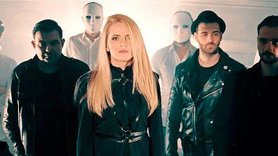 """The Humans, representante de Rumanía Eurovisión 2018 con la canción """"Goodbye"""""""