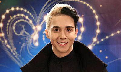 """Melovin, representante de Ucrania Eurovisión 2018 con la canción """"Under the Ladder"""""""