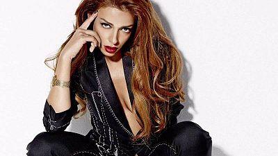 """Chipre: Eleni Foureira canta """"Fuego"""" en Eurovisión 2018"""