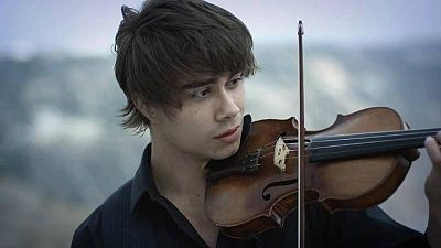 "Noruega: Alexander Rybak canta ""That's how you write a song"""