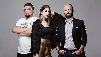 """Macedonia: Eye Cue canta """"Lost and found"""" en Eurovisión 2018"""