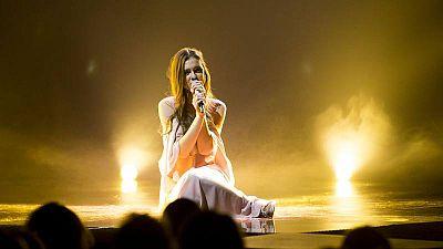 """Lituania: Ieva Zasimauskaite canta """"When we're old"""" en Eurovisión 2018"""