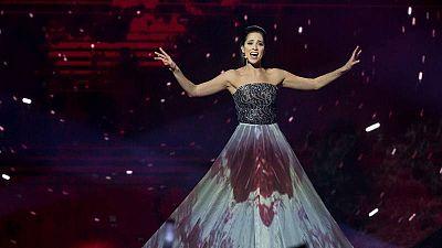 """Estonia: Elina Nechayeva canta """"La forza"""" en Eurovisión 2018"""