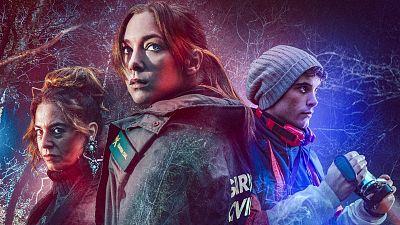 Ya tienes el póster oficial de 'El punto frío'