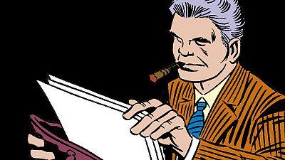 Jack Kirby es uno de los homenajeaso en esta edición del Salón del Cómic