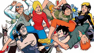 Imagen del cómic 'Comprobando la realidad'