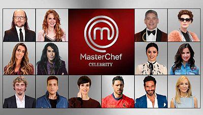 Catorce concursantes famosos cocinarán en la tercera edición de 'Masterchef Celebrity' ante Pepe Rodríguez, Samantha Vallejo-Nágera y Jordi Cruz