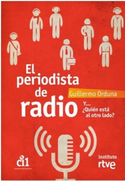 Portada libro El periodista de radio