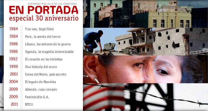 Desde 1984 contando historias más allá de las fronteras