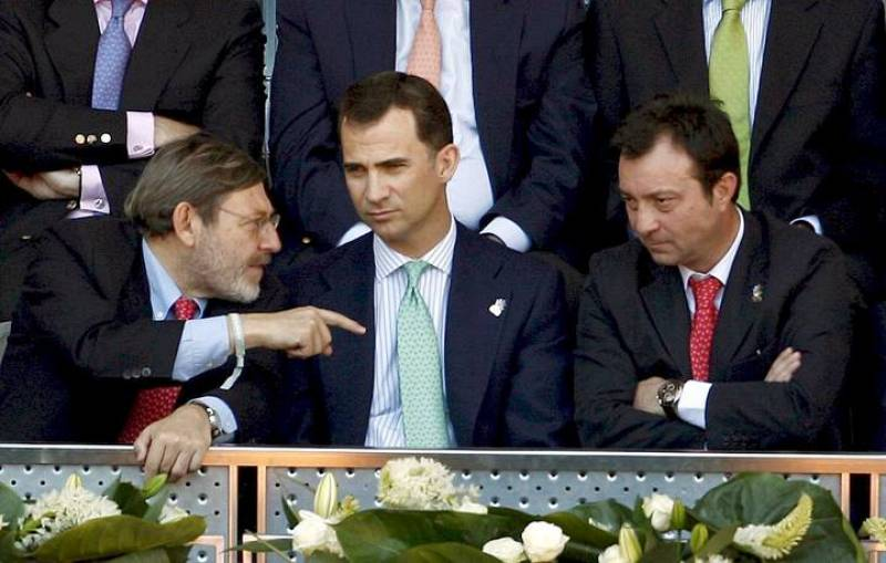 Federer se corona en madrid 6 - Tableros sanz madrid ...