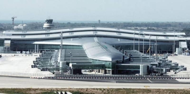 Inauguración de la nueva terminal T-1 de El Prat