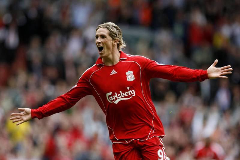 Fernando Torres se ha convertido en uno de los mejores delanteros del mundo si no el mejor