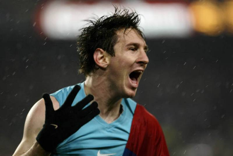 Lionel Messi, llamado a ser el mejor jugador del mundo