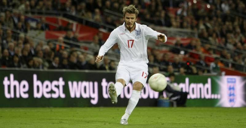 David Beckham siempre ha manifestado su deseo de volver al Milán.