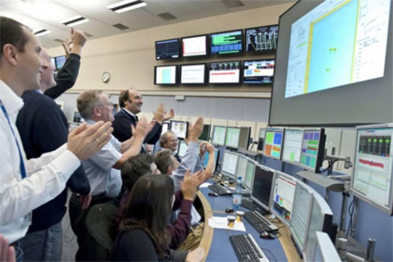 El LHC se pone de nuevo en marcha