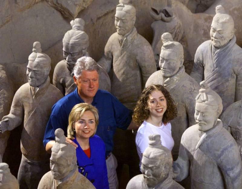 Los Arqueólogos De Los Guerreros De Xian, Príncipe De