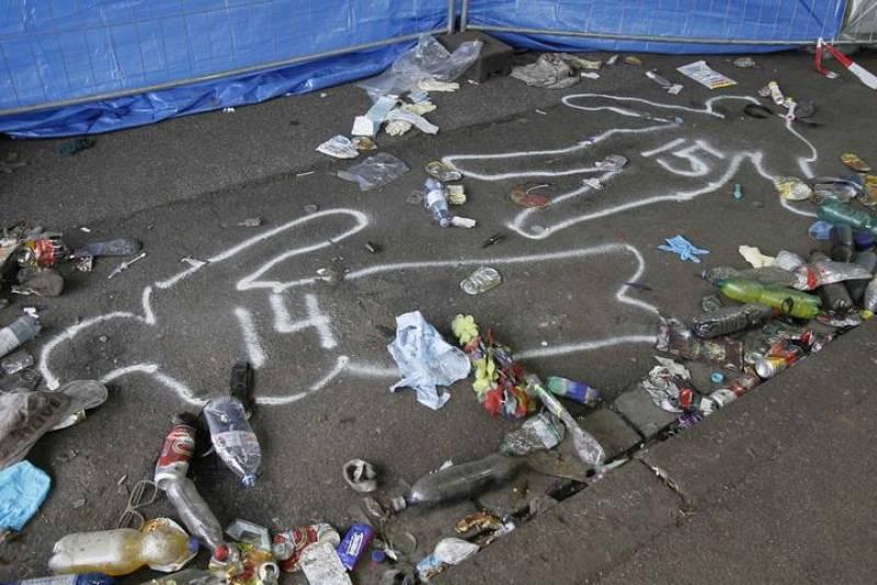 Tragedia en el Loveparade en Duisburgo