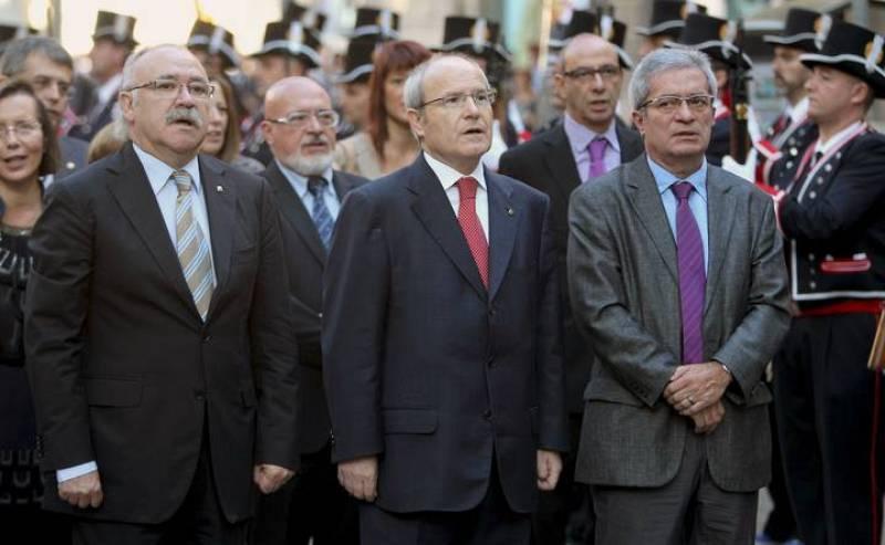 Cataluña celebra la Diada nacional