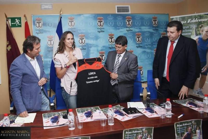 El campus Amaya Valdemoro apoya a Lorca