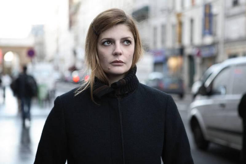 Chiara Mastroiani, que prestó su voz a la protagonista de la aclamada 'Persépolis', interviene en la cinta 'Americano', de Mathieu Demy.