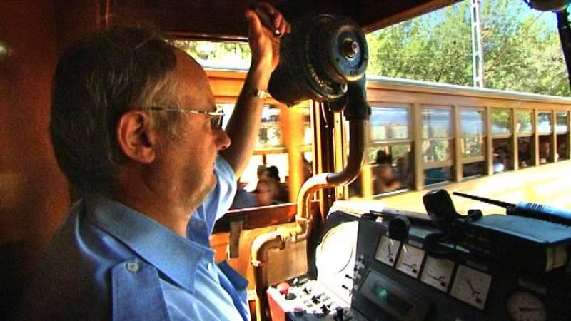 El encanto de un tren decimonónico