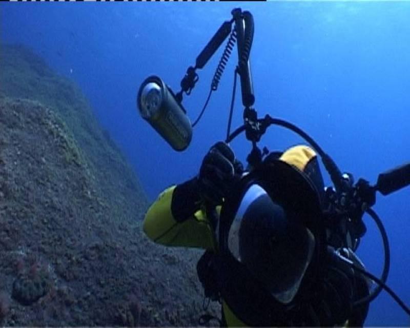 Fotógrafo submarino