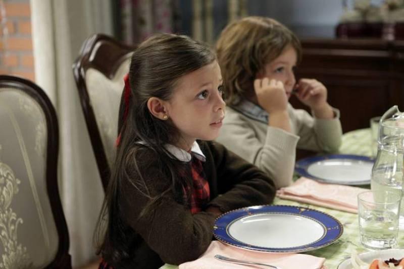 El hijo de Inés, Oriol, ya se ha instalado definitivamente en casa y su mejor amiga será su tía María, la más pequeña de los Alcántara.