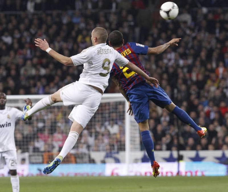 REAL MADRID / F. C. BARCELONA