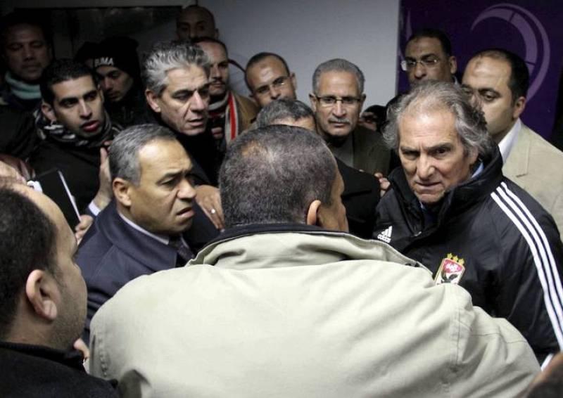 SE ELEVA A 73 LA CIFRA DE MUERTOS POR DISTURBIOS TRAS PARTIDO DE LIGA EGIPCIA