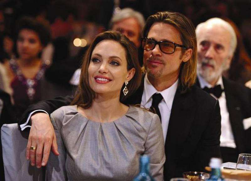 Gente y Tendencias - Angelina y Brad en cine por la paz