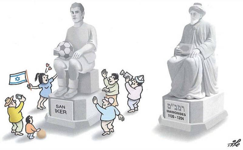 'Competencia de estatuas'